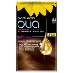 Garnier Olia 5.3 Golden Brown Permanent Hair Dye