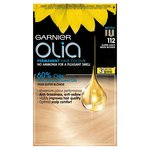 Garnier Olia 112 Super Light Beige Blonde Permanent Hair Dye