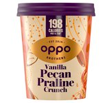 Oppo Ice Cream Vanilla Pecan Praline 475ml