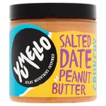 Yumello Crunchy Salted Date Peanut Butter