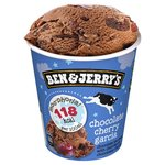 Ben & Jerry's Moophoria Chocolate Cherry Garcia