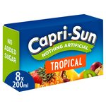 Capri-Sun No Added Sugar Tropical