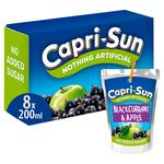 Capri-Sun No Added Sugar Blackcurrant