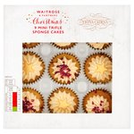 Waitrose Christmas Sherry Trifle Mini Bites