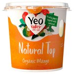 YVO Natural Top Mango Yogurt