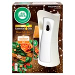 Airwick Freshmatic Autospray Kit Gadget & Refill Warm Amber Rose