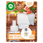 Airwick Electrical Plug In Kit Gadget & Refill Warm Amber Rose