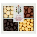 Waitrose Luxury Chocolate Fruit & Nut Selection with Golden Pistachios