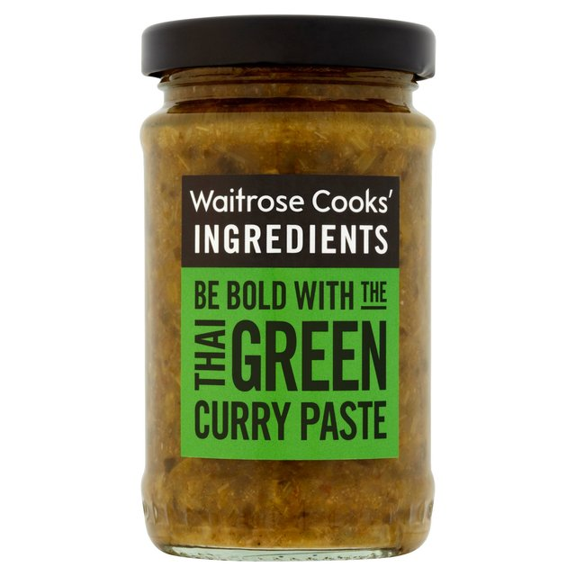 Cooks' Ingredients Thai Green Curry Paste 100g from Ocado