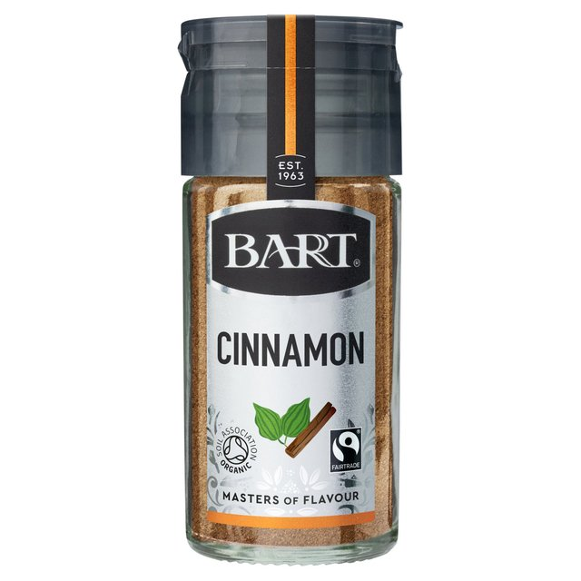 Bart Organic Fairtrade Ground Cinnamon