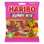 Haribo Funny Mix Vegetarian Sweets