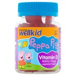 Vitabiotics Wellkid Peppa Pig Vitamin D