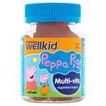 Vitabiotics Wellkid Peppa Pig Multivits
