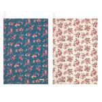 Cath Kidston Kingswood Rose Tea Towels