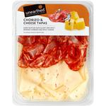Unearthed Spicy Cheese & Chorizo Platter