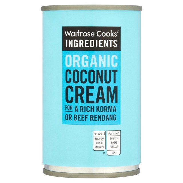 Cooks' Ingredients Organic Mini Coconut Cream Waitrose