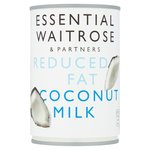 Essential Waitrose Coconut Milk Reduced Fat