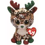 Ty Tegan Reindeer Flippable, 3yrs+