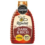 Rowse Dark & Rich Honey