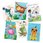 Birthday Party Card Bundle