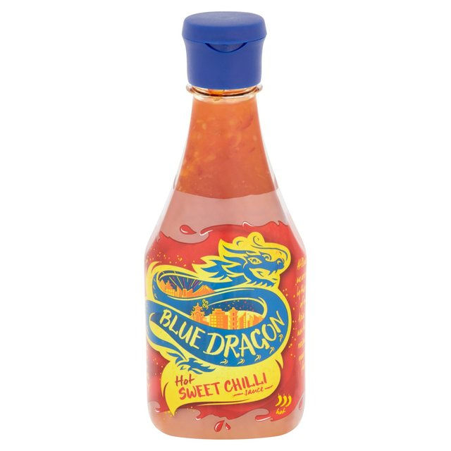Blue Dragon Thai Sweet Chilli Hot Dipping Sauce Ocado
