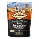 Carnilove Fresh Ostrich & Lamb Small Breed Adult Dog Food