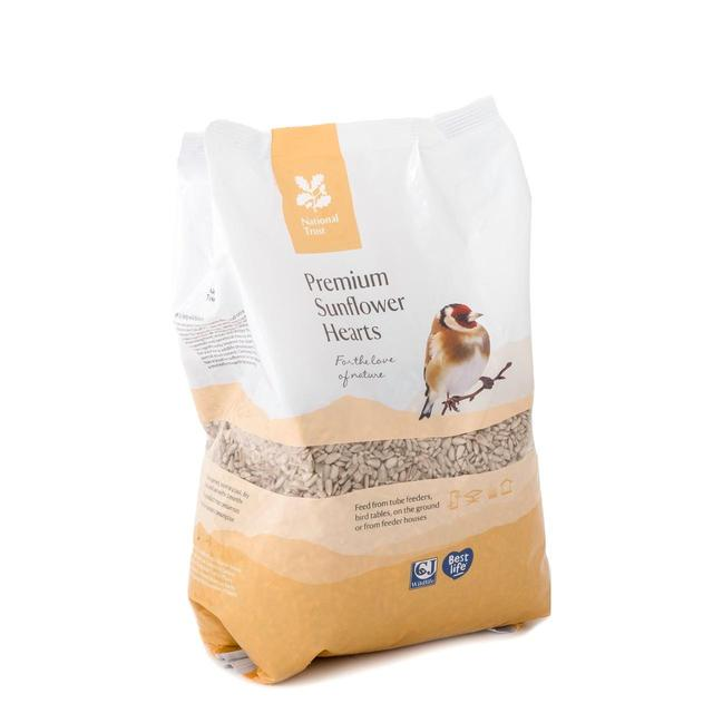 CJ Wildlife Sunflower Hearts 6Ltr