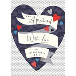 Laura Darrington Husband Valentine's Day Card