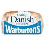 Warburtons Danish Light White Bread