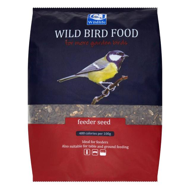 CJ Wildlife Feeder Seed Wild Bird Food