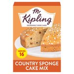Mr Kipling Country Sponge Cake Mix