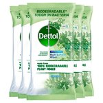 Dettol Biodegradable Antibacterial Multipurpose Wipes