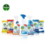 Dettol's The Complete Household Cleaning Kit