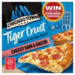 Chicago Town Pizza Kitchen Cheesy Ham and Bacon