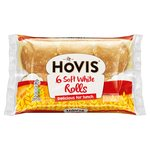 Hovis Soft White Rolls