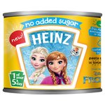 Heinz Frozen No Added Sugar Pasta Shapes