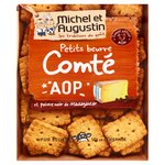 Michel et Augustin Small Shortbreads Comte Cheese