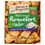 Michel et Augustin Small Shortbreads Roquefort Cheese