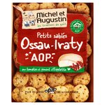 Michel et Augustin Small Shortbreads Ossau Iraty Cheese