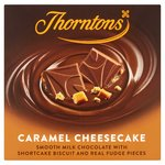 Thorntons Caramel Cheesecake Block