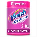 Vanish Oxi Action Fabric Stain Remover Powder Colours