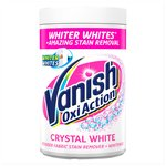 Vanish Oxi Action Fabric Stain Remover Powder Whites