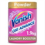 Vanish Gold Oxi Action Fabric Stain Remover Powder Colours