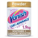 Vanish Gold Oxi Action Fabric Stain Remover Powder Whites