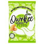 Qwrkee Gut Friendly Probiotic Cauliflower Flavour Puffs