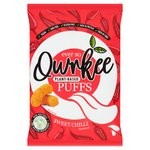 Qwrkee Gut Friendly Probiotic Sweet Chilli Flavour Puffs