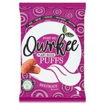 Qwrkee Gut Friendly Probiotic Beetroot Flavour Puffs
