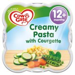 Cow & Gate Creamy Courgette Pasta Steam Meal