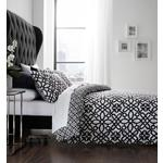 Catherine Lansfield Medina Trellis Single Duvet Set