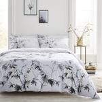 Bianca Kyoto 100% Cotton Double Duvet Set
